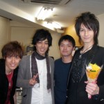 JOY×YU×SHINYA×ポー【NO MUSIC NO LIFE!!】
