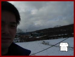 雪と園山恭平