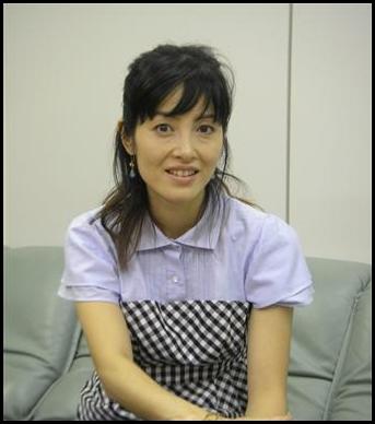 荻野目洋子さん今