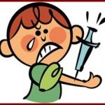 インフルエンザ流行猛威で予防接種の効果と症状を考察