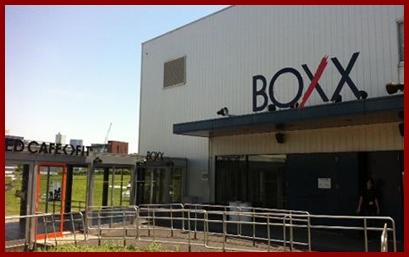 渋谷boxxライブハウス