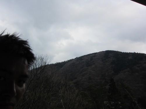 ポー 箱根にて