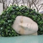 彫刻の森美術館の密着CM作成が本気!ランチビュッフェの誘惑も
