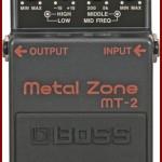 メタルゾーンBOSSエフェクターギター音作りと今も通販で買える懐かしバンドマン話