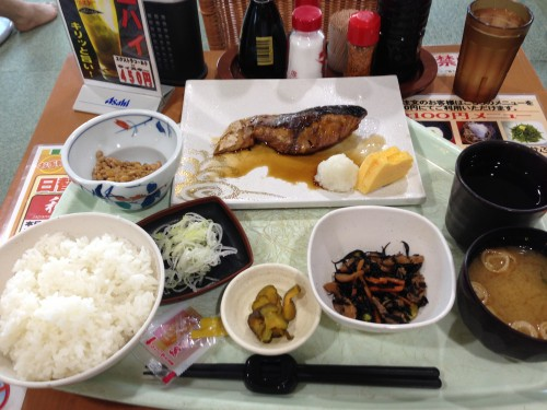 グリーンプラザ新宿 デラックス朝食
