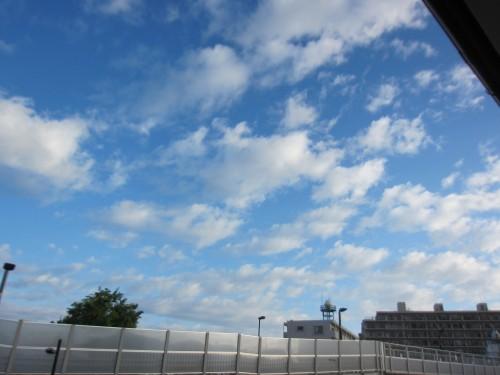 練馬区某所からの景色