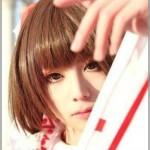 中国の超美少女コスプレイヤー素顔がスゴイ…過激な画像