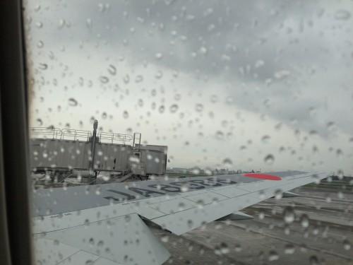 羽田から出雲縁結び空港へ