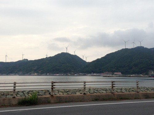 島根出雲 風車