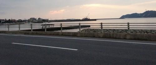 島根の日本海