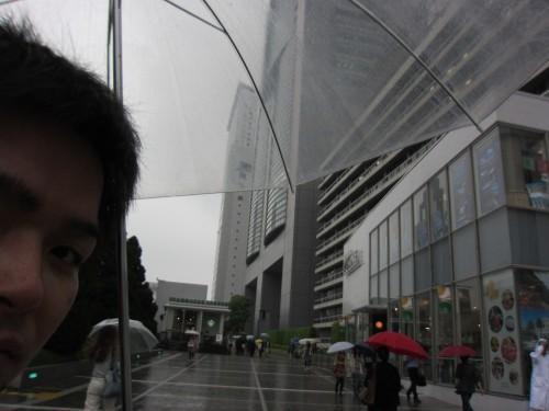 新宿サザンテラス 園山恭平