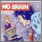 NO BRAIN「21・4STARS」UKLB-029 早すぎた韓流パンクバンドをかつてリリース