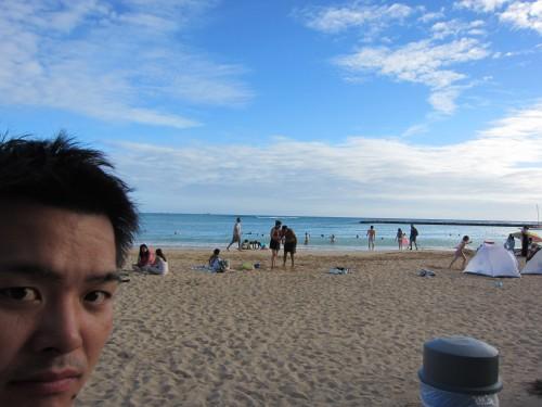 園山恭平 2012ワイハ