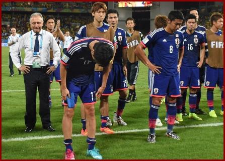 ワールドカップ長谷部