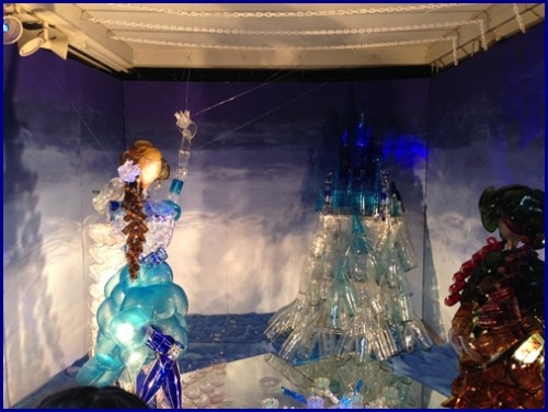 アナと雪の女王一式飾り