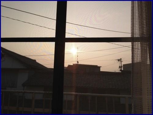 島根の夏は暑い