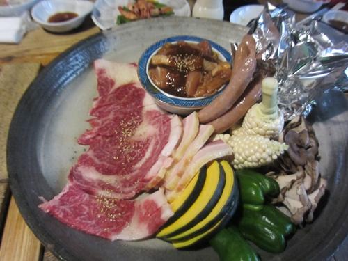 ランプ亭の肉