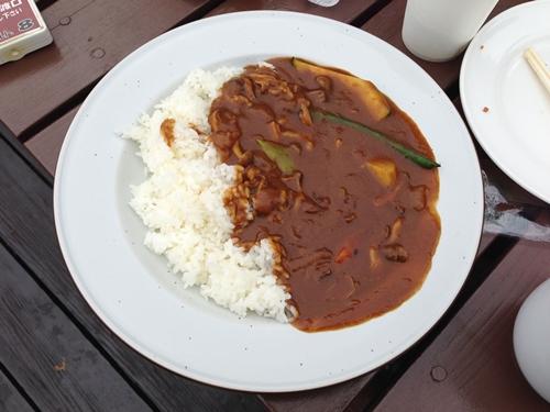 野菜カレー北海道