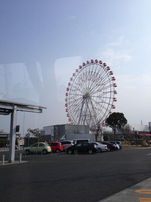 名古屋の某所