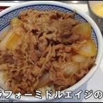 牛丼屋チェーン店味比較-吉野家とすき家と松屋となか卯-