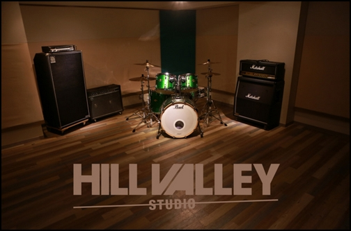 ヒルバレースタジオ写真