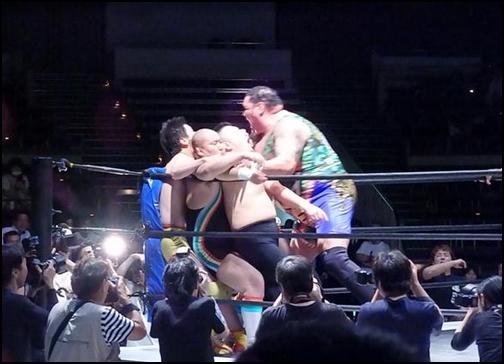 曙プロレス全日本