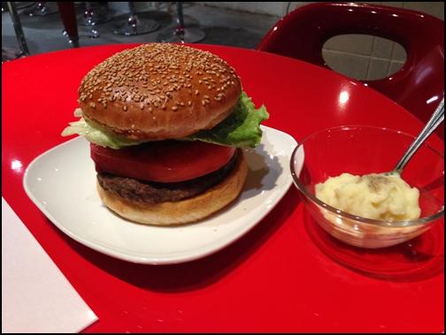 crazyneoハンバーガー