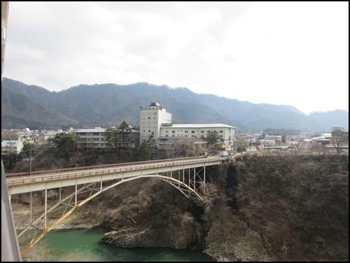 鬼怒川おおるり景色