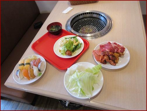 すたみな太郎料理