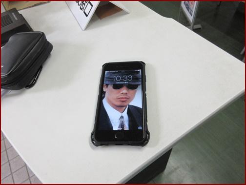 iPhone紛失物